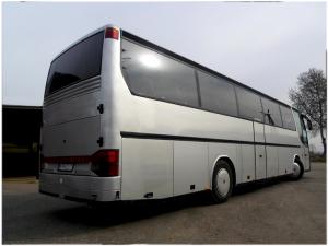 setra autobus zdjęcie