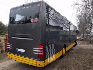 Mercedes - Benz Tourismo 2 hemarbus
