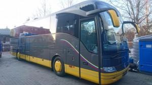 Mercedes - Benz Tourismo 6 hemarbus