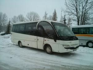 mikro bus do wynajęcia